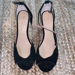 Anthropologie heels